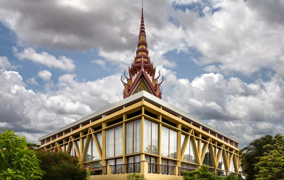 15 Architecture You Must Visit in Phnom Penh