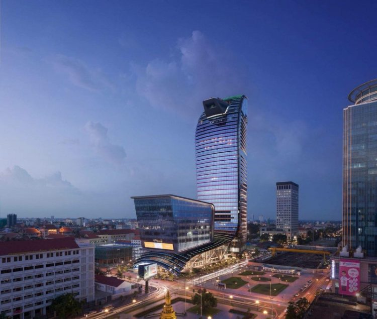 Vattanac Capital - Architectures in Phnom Penh