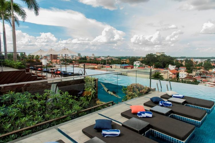 Aquarius Hotel & Urban Resort - Phnom Penh Hotels