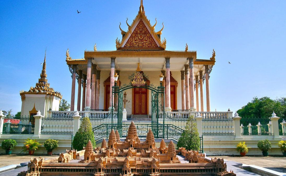 Why Silver Pagoda is the Main Attraction of the Royal Palace Phnom Penh