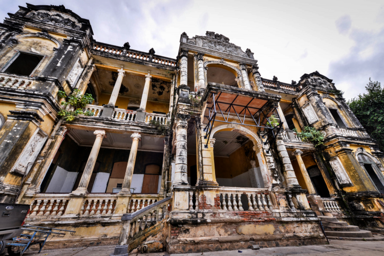 The Mansion FCC - Architectures in Phnom Penh