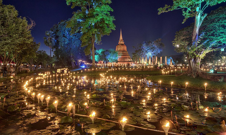 10 Things to Do in Sukhothai, Thailand