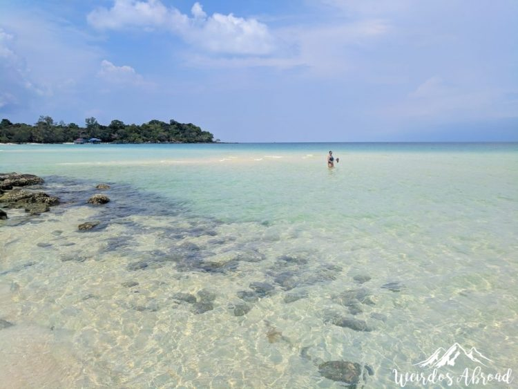 Clear Water Bay - Beaches in Cambodia