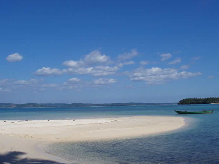 Koh Sdach - Beaches in Cambodia
