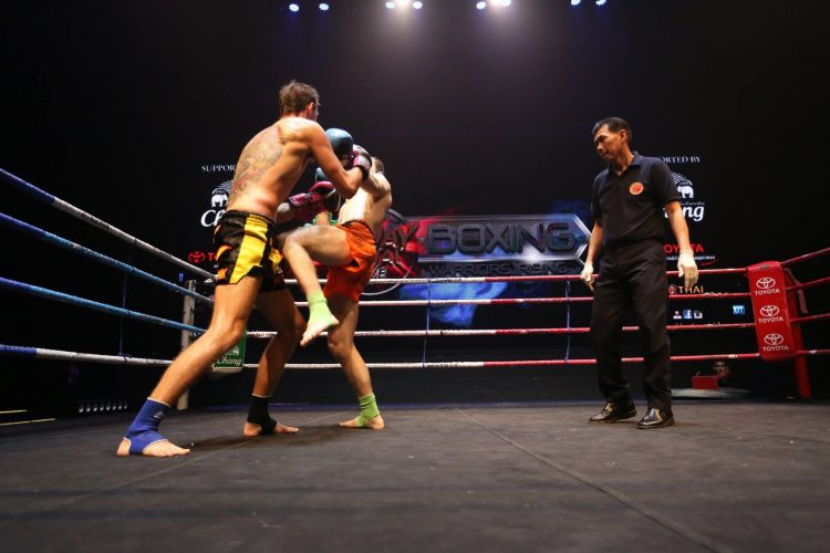 Enjoy the Thrill of a Live Thai Boxing Match