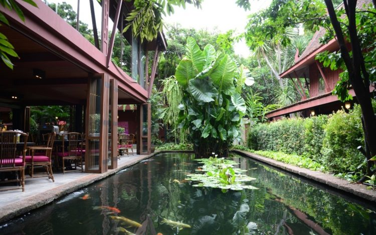Satisfy Your Inner Artist at the Jim Thompson House