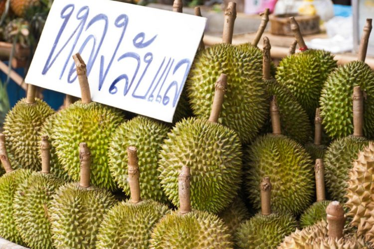 Dare to Devour the Durian