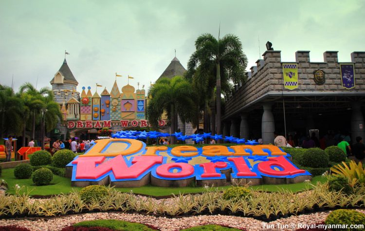 Lose Yourself at Dream World