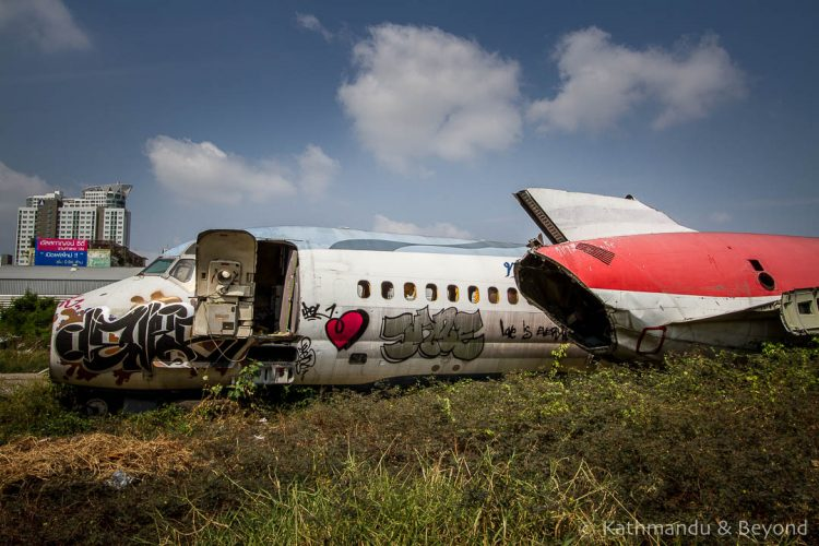 Explore Remains of Flying Behemoths at the Airplane Graveyard