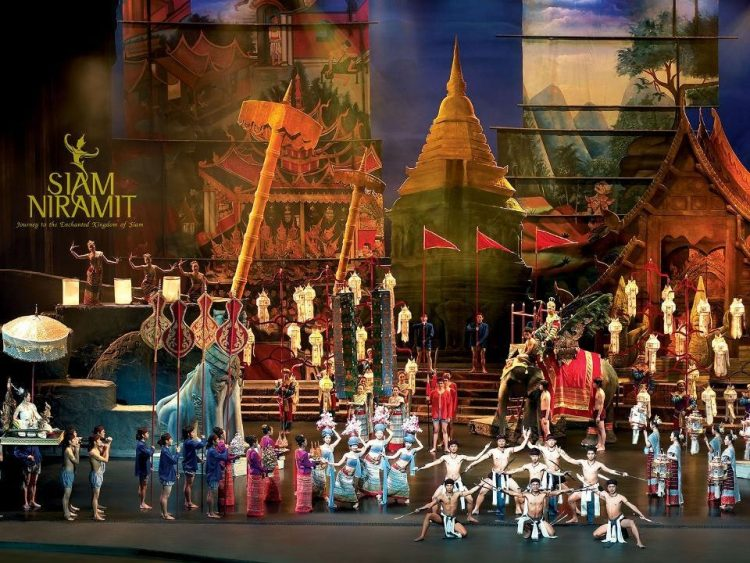 Profess Your Love for Theater at Siam Niramit Bangkok