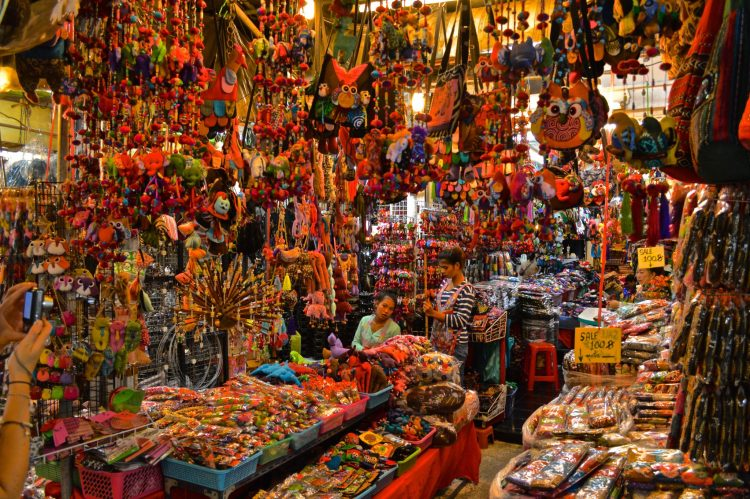 Lose Yourself at the Chatuchak Weekend Market - Things to Do in Bangkok