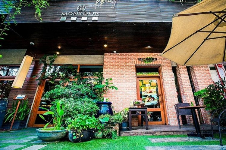 Monsoon Boutique Hotel & Spa - Cheap Phnom Penh Hotels