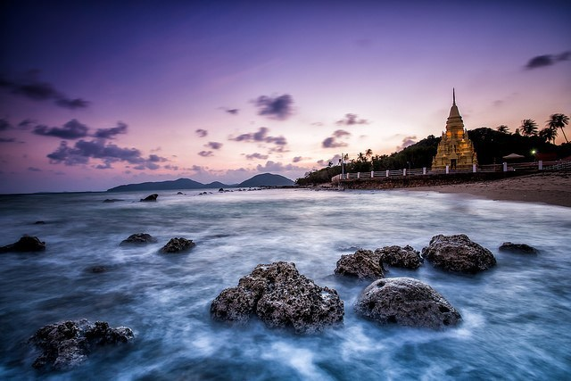 Visit the Laem Sor Pagoda - Things to Do in Koh Samui