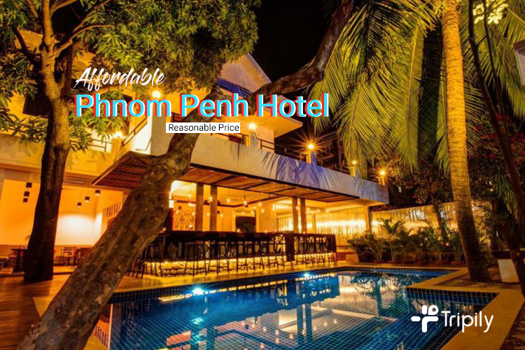affordable phnom penh hotel