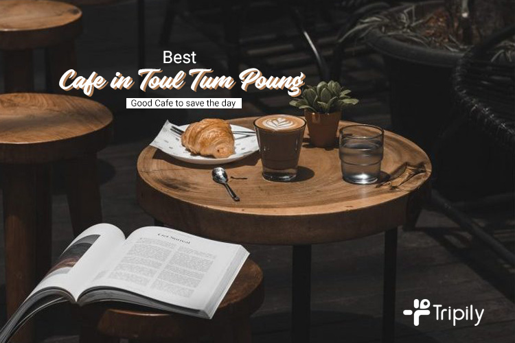 The Best Cafe in Toul Tum Poung | Good Cafe to save the day