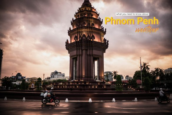 phnom penh weather