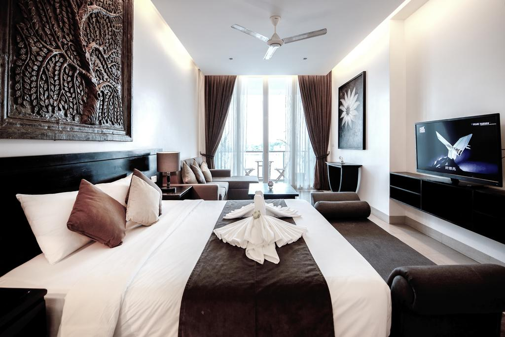 Crystal Blue Boutique Hotel - Cheap Phnom Penh Hotels