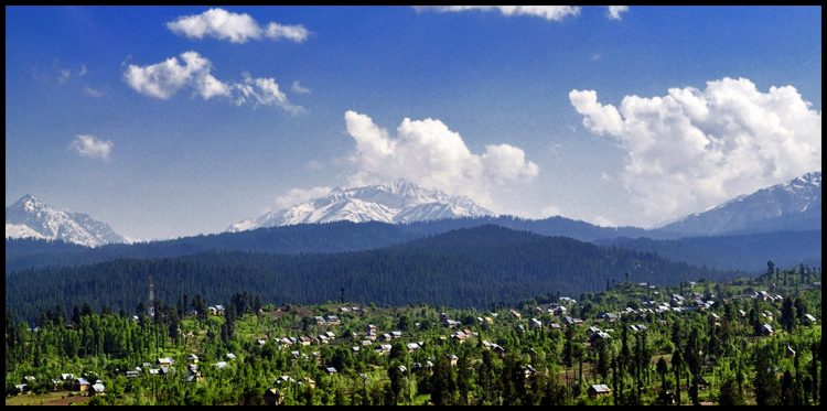 Yousmarg - Places to Visit in Kashmir