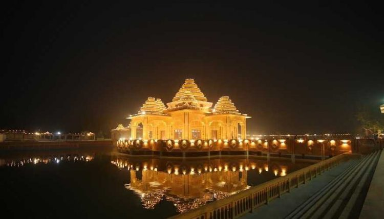 Shri Ram Tirth Temple - Places to Visit in Punjab