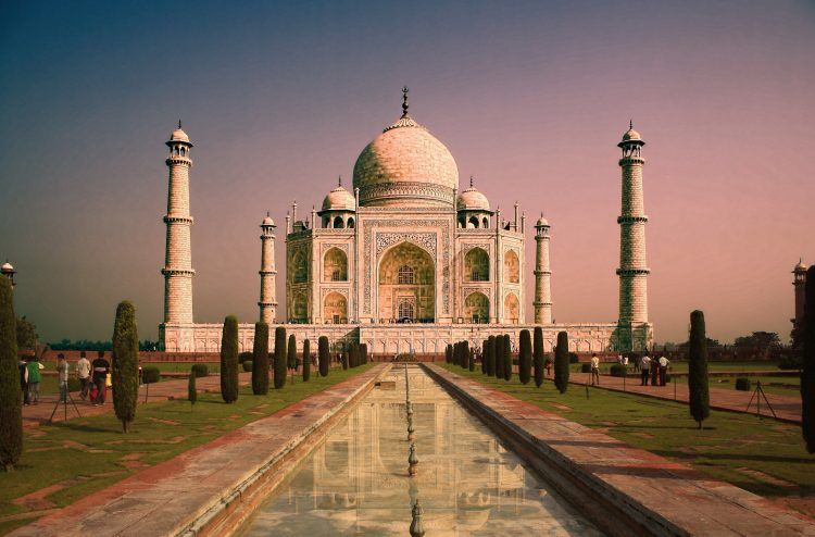 Agra, Uttar Pradesh - Most Beautiful Places in India