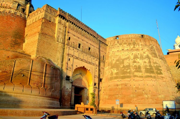 Bathinda Fort - Places to Visit in Punjab