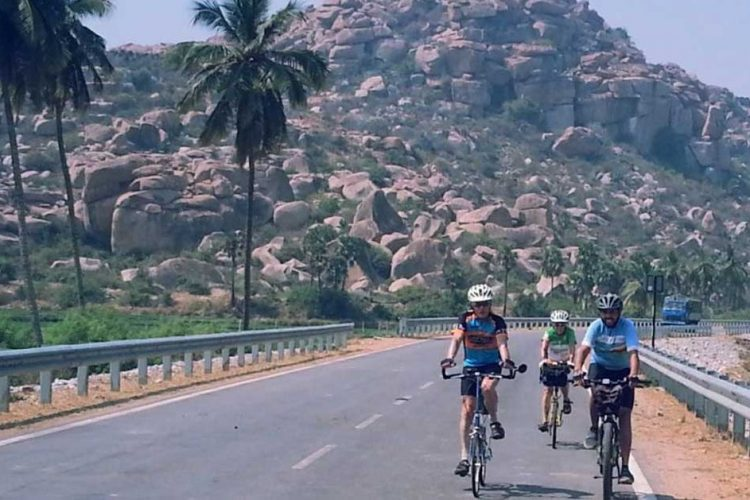 bicycling tour in goa