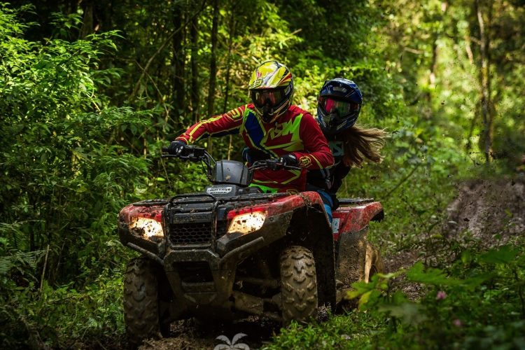 Pure Thrill Quad-biking in Goa - things to do in Goa