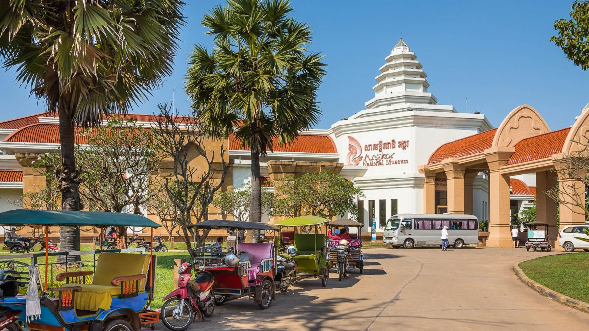 An Efficient Way to Spend 12 hours in Siem Reap