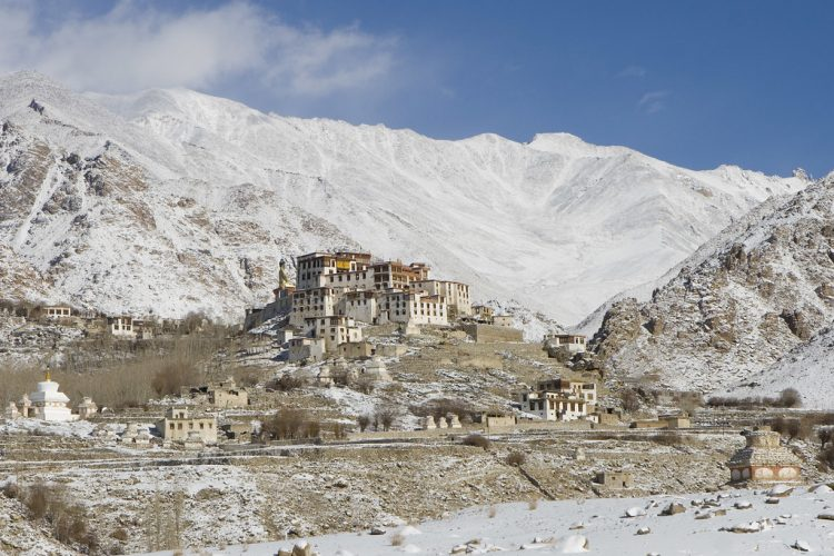 Pay a visit to the Buddhist Monasteries in Ladakh - Things toDo in Kashmir