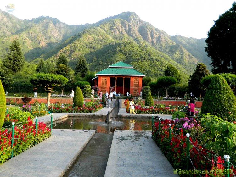 Chashmashahi - Places to Visit in Kashmir