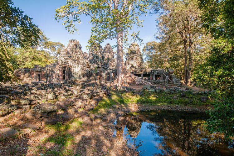 Banteay Kdei Temple_10 Amazing Siem Reap Temples You Should Visit