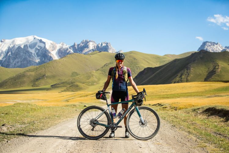 Cycling on Silk Route