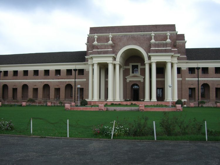 Architectural Marvel at the Forest Research Institute