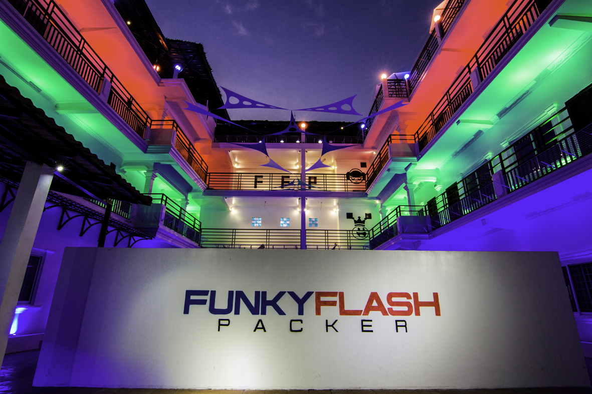 Funky Flashpacker Party Hostel _Top Picked Siem Reap Hostels for Backpackers and Budget Travelers