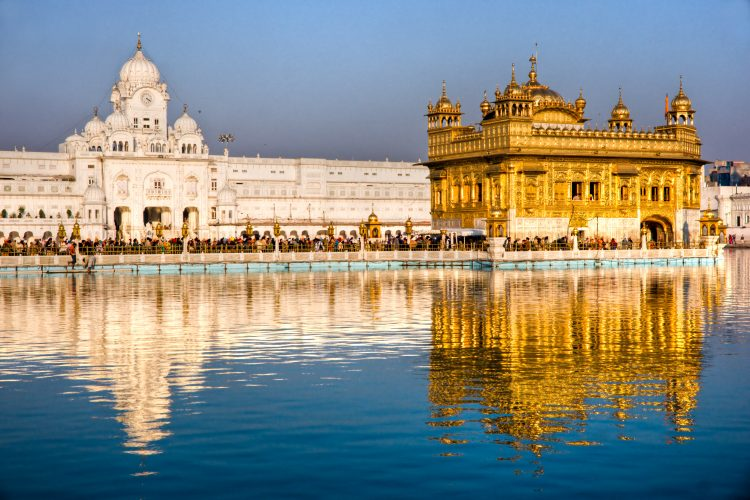 Golden Temple - Places to Visit in Punjab