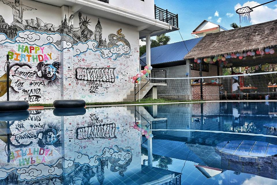 Pool Party Hostel_Top Picked Siem Reap Hostels for Backpackers and Budget Travelers