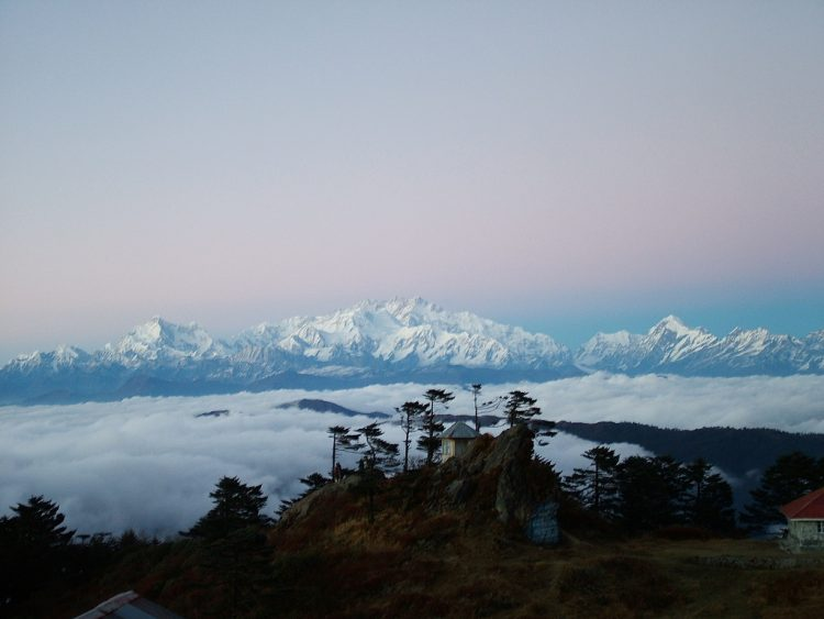 Sandakphu - Tourist Places in India