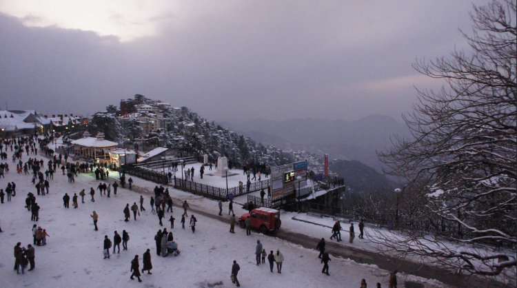 Shimla - Tourist Places in India