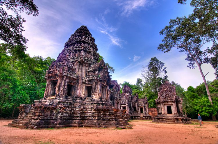 Thommanon Temple_10 Amazing Siem Reap Temples You Should Visit