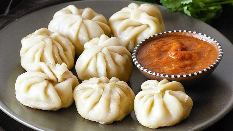 Have a Steaming Plate of Momos