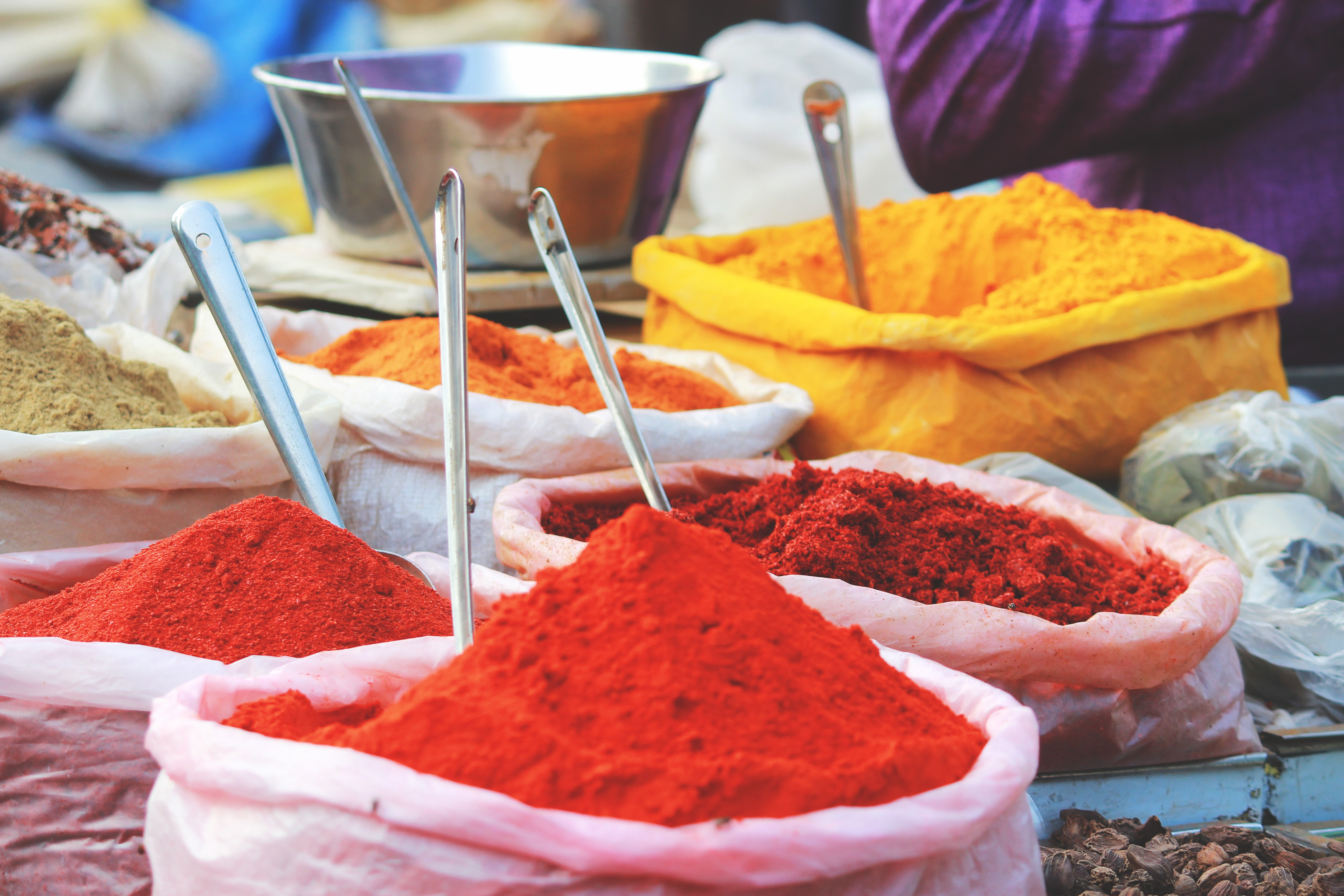 Mapusa Market - Places in Goa