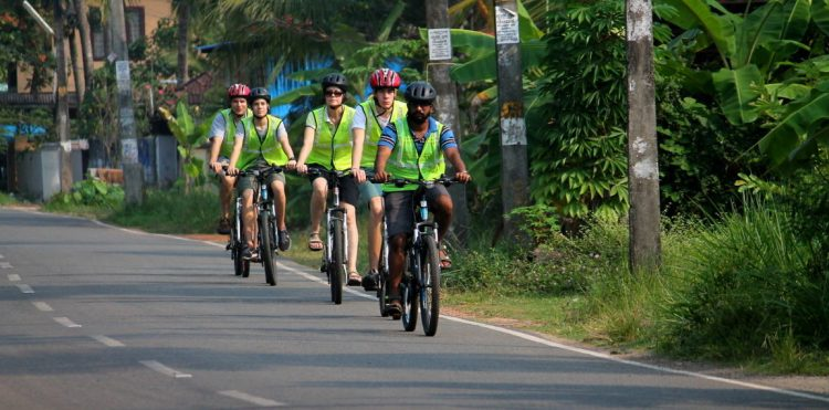 Invest in a Cycling Tour - Do in Kochi