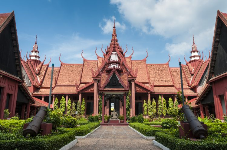 The National Museum_How to Spend a Day in Phnom Penh