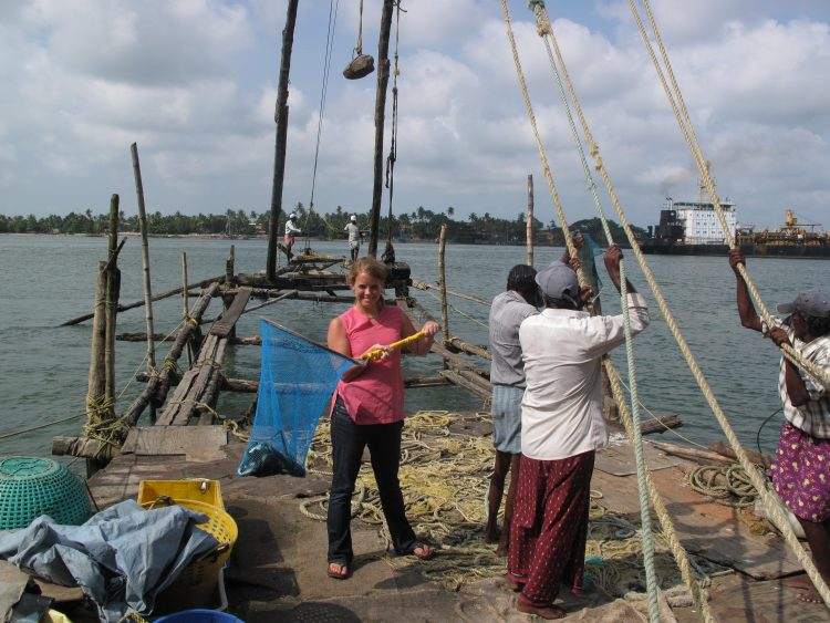 Learn How to Fish - Do in Kochi
