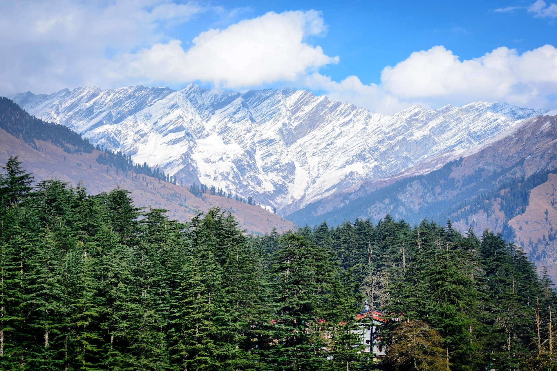 Manali, Himachal Pradesh - Most Beautiful Places in India