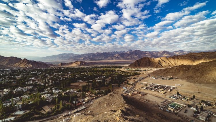 Leh - Tourist Places in India