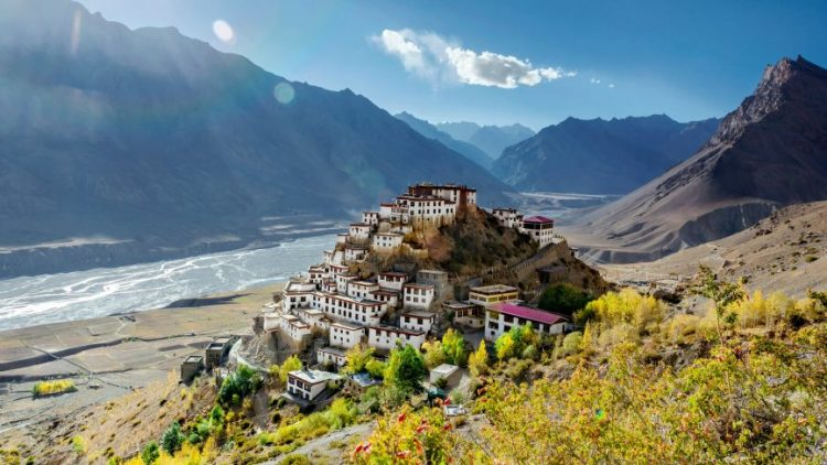 Spiti Valley - Tourist Places in India