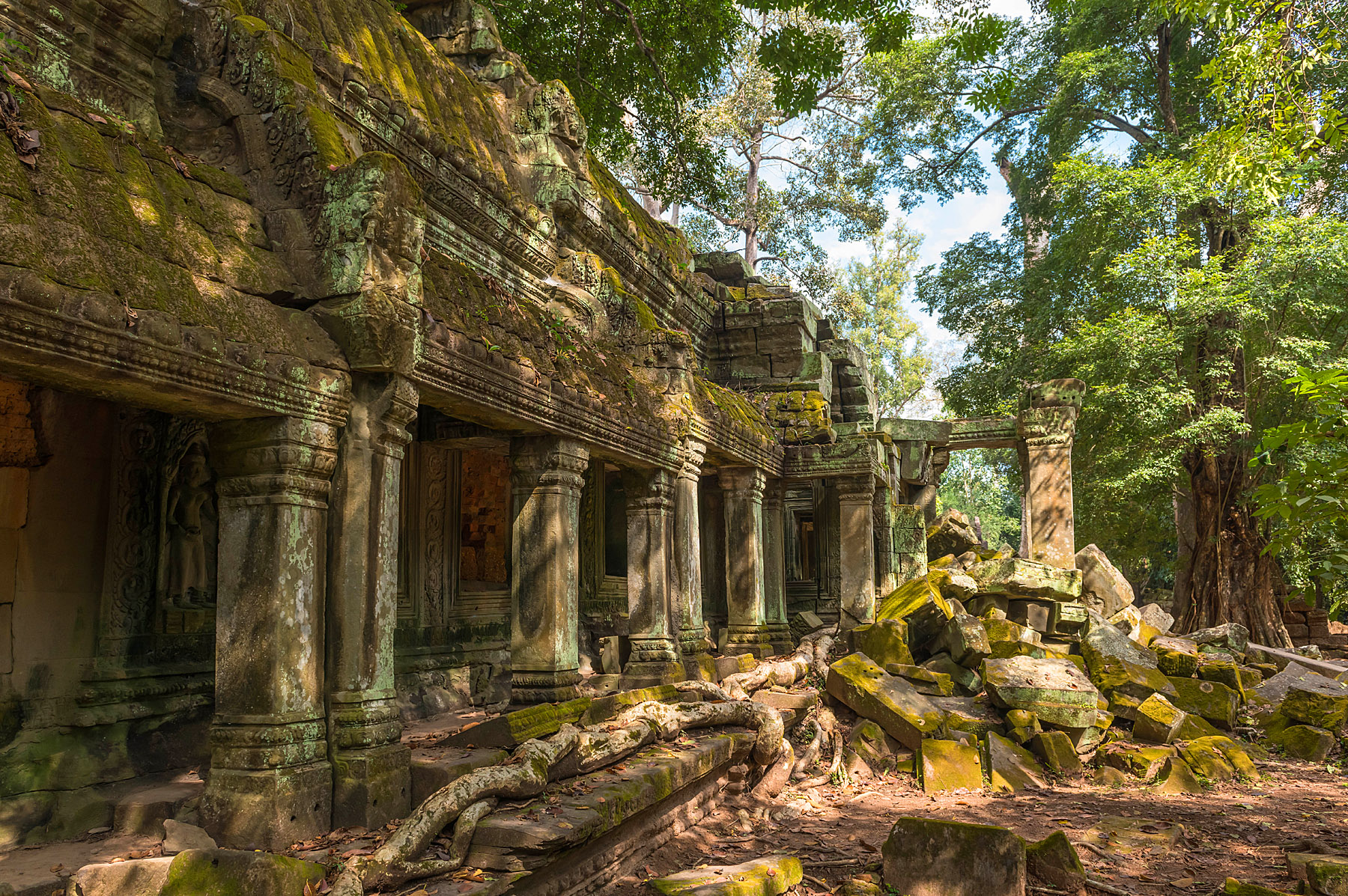 Ta Prohm Temple | Top Three most visit temple in Siem Reap