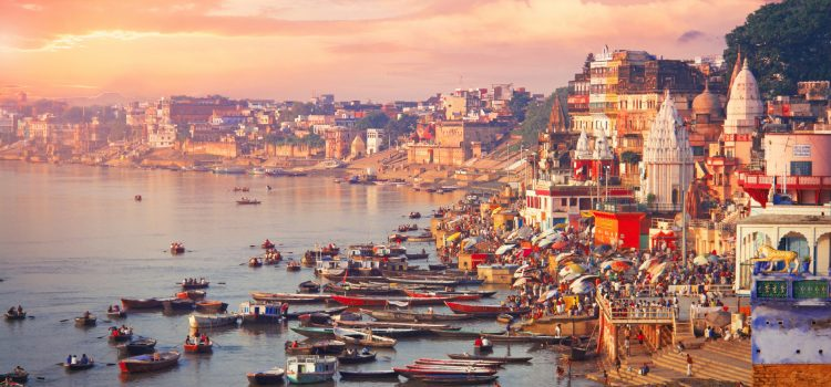 Varanasi - Tourist Places in India