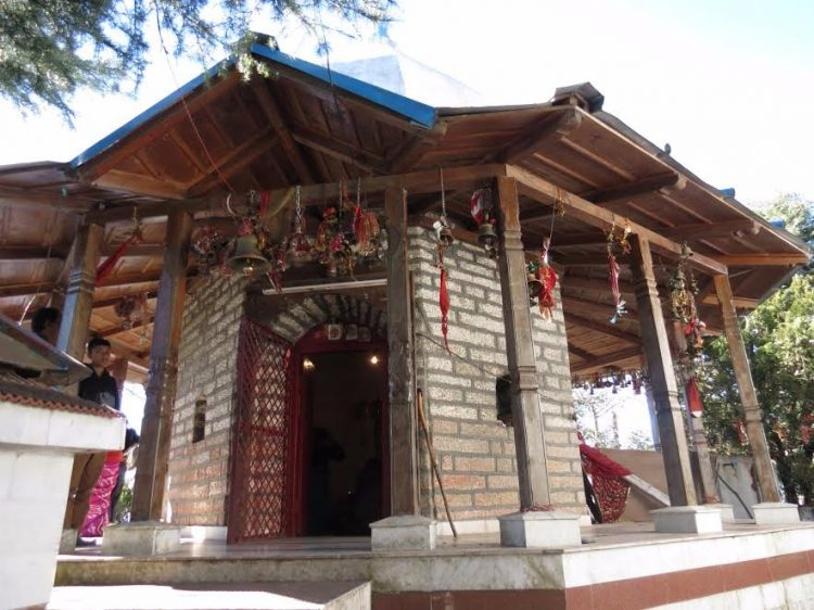 Mukteshwar Temple of Nainital